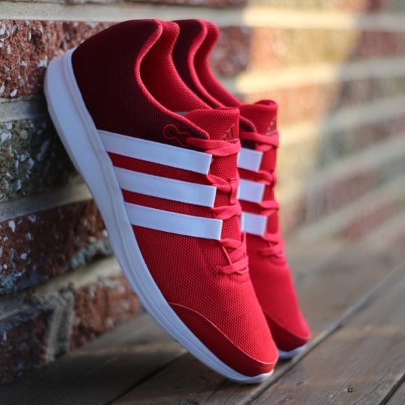 Adidas Men's Sizs 10 Lite Runner M Shoes AQ5820 Ra